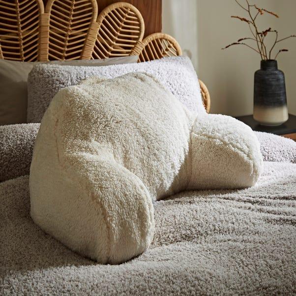 Teddy Bear Cream Cuddle Cushion Cream