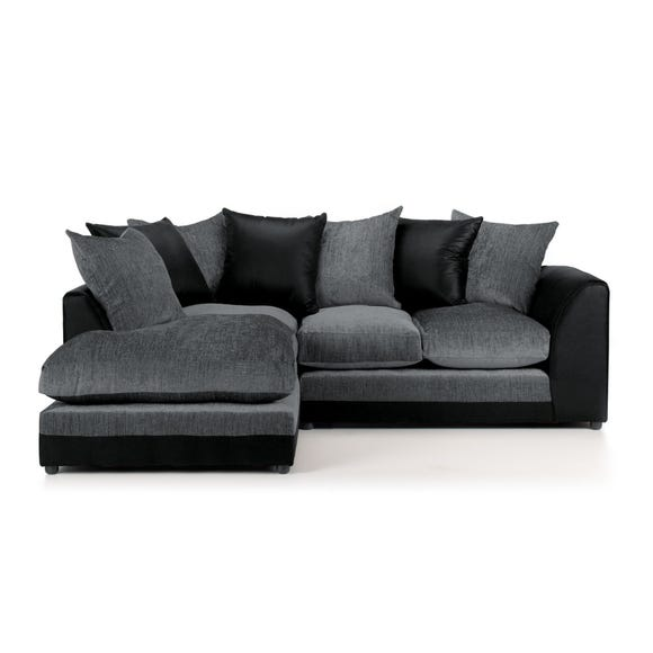 Denver Left Hand Corner Sofa