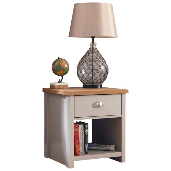 Lancaster Lamp Table Grey