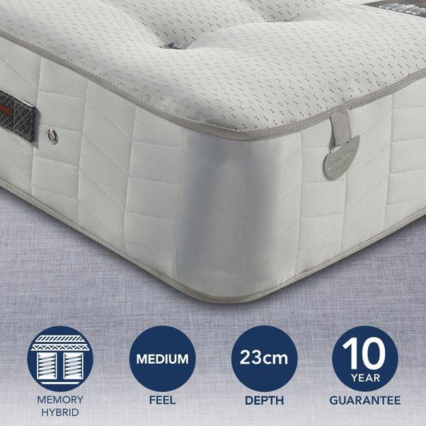 Sareer Pocketo 1000 Reflex Plus Mattress White undefined