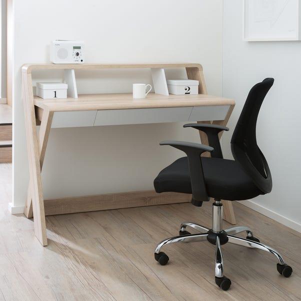Aspen Computer Desk Natural