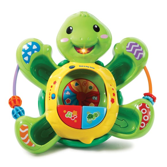 Vtech Rock And Pop Turtle MultiColoured