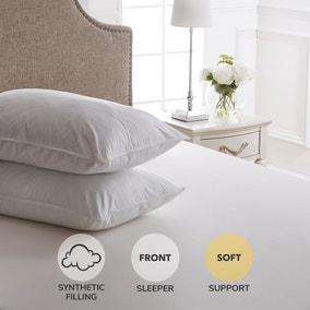 Dorma Full Forever Soft-Support Pillow Pair