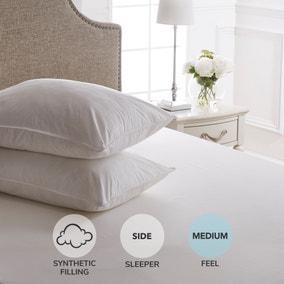 Dorma Full Forever Anti Allergy Medium-Support Pillow Pair