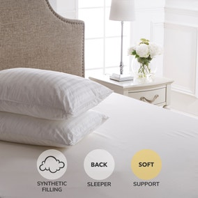 Dorma Supreme Fill Soft-Support Pillow Pair