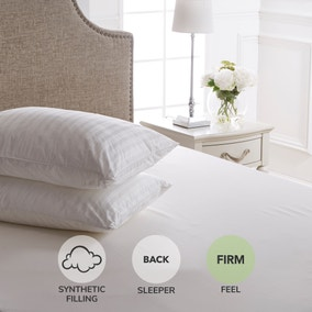 Dorma Supreme Fill Firm-Support Pillow Pair