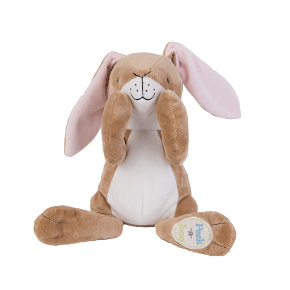 Guess How Much I Love You Peekaboo Big Nutbrown Hare MultiColoured