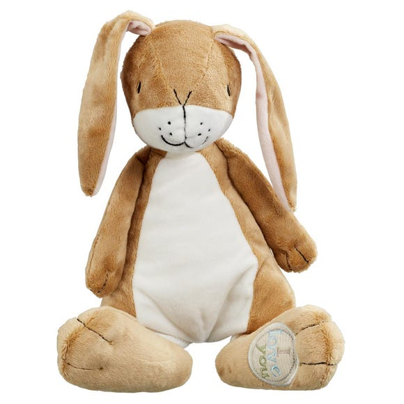 Guess How Much I Love You Nutbrown Hare Plush MultiColoured