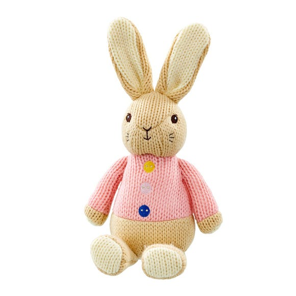 Peter Rabbit Made With Love Flopsy MultiColoured