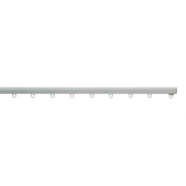 Swish Minima White Aluminium Ceiling Track  undefined