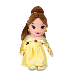 Disney Princess Cute Belle Plush