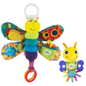 Lamaze Freddie The Firefly Sensory Baby Toy Gift Set