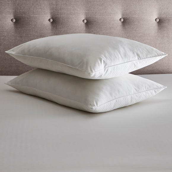 Fogarty Soft Indulgence Pillow Pair White