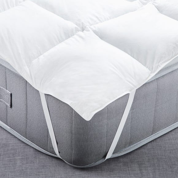 Fogarty Duck Feather and Down Mattress Enhancer  undefined