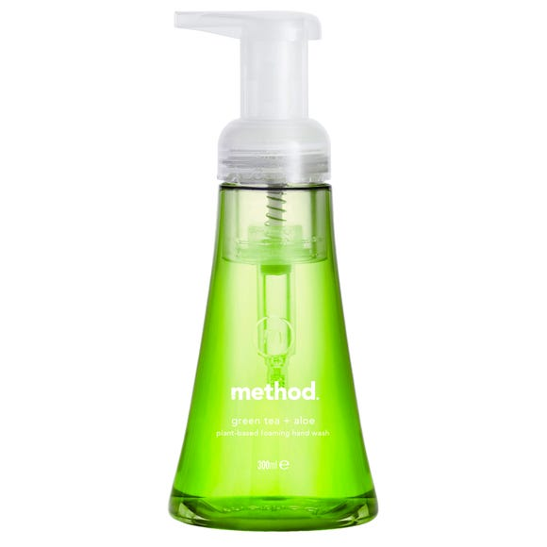 Method 300ml Foaming Hand Wash Green