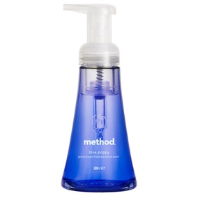 Method Blue Poppy Foaming Hand Wash