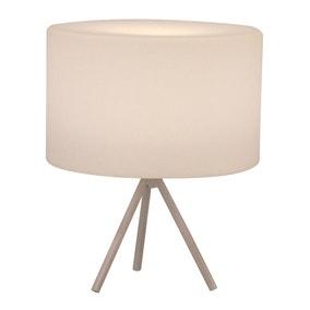 Model A Lamp Tripod Low Outdoor Lamp