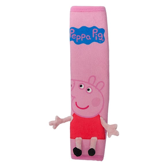 Peppa Pig Seatbelt Cushion Pink