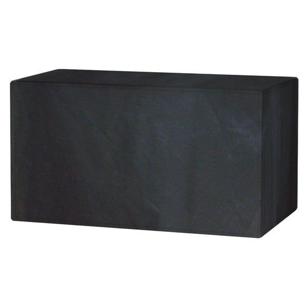 Garland 2 Seater Large Black Bistro Set Cover Black