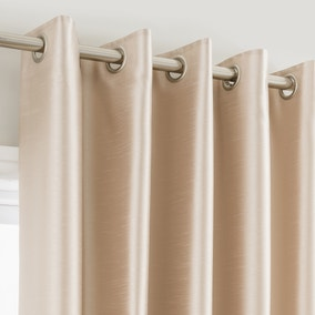 Montana Cream Eyelet Curtains
