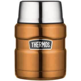 Thermos Copper 470ml Food Flask