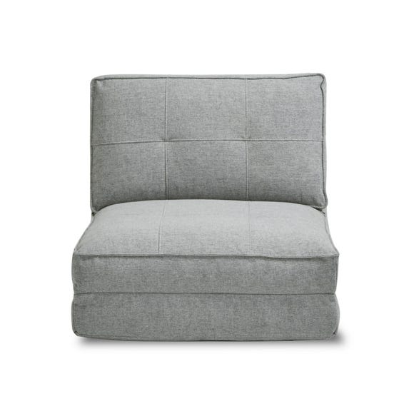 Leveson Chair Bed Grey