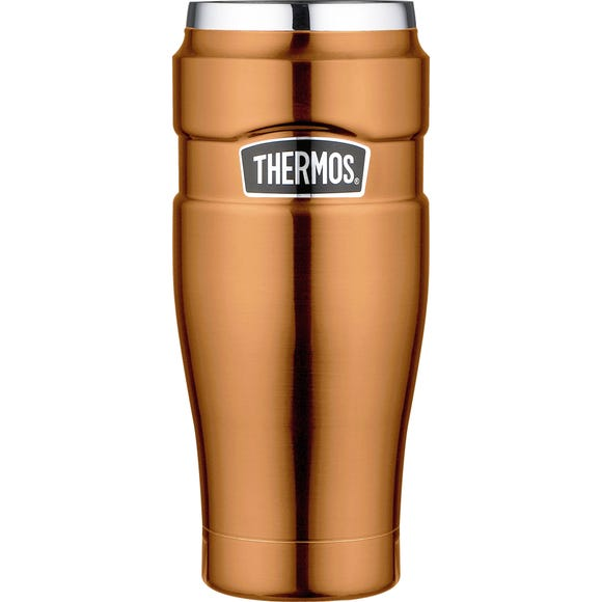 Thermos 470ml Copper Travel Mug Copper