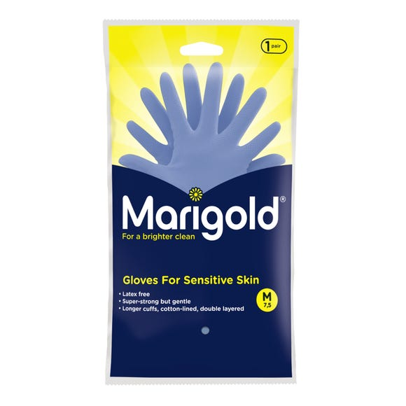 Marigold Medium Gloves Blue