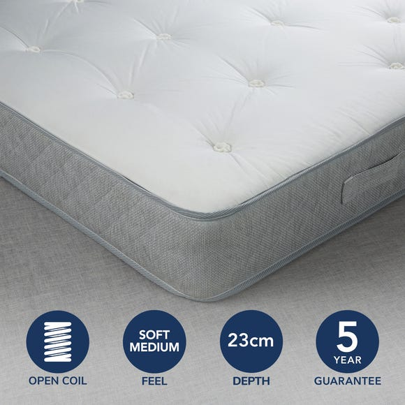 Fogarty Traditional Open Coil Mattress  undefined