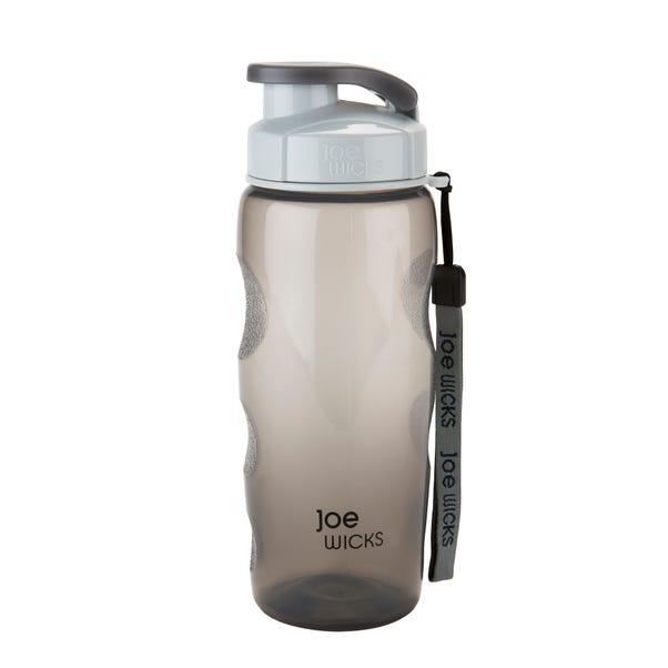 Joe Wicks 500ml Grey Sports Water Bottle Grey