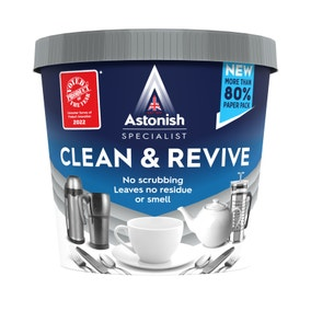 Astonish Premium Edition Cup Clean
