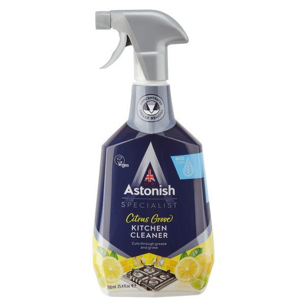 Astonish Premium Edition Kitchen Cleaner Blue