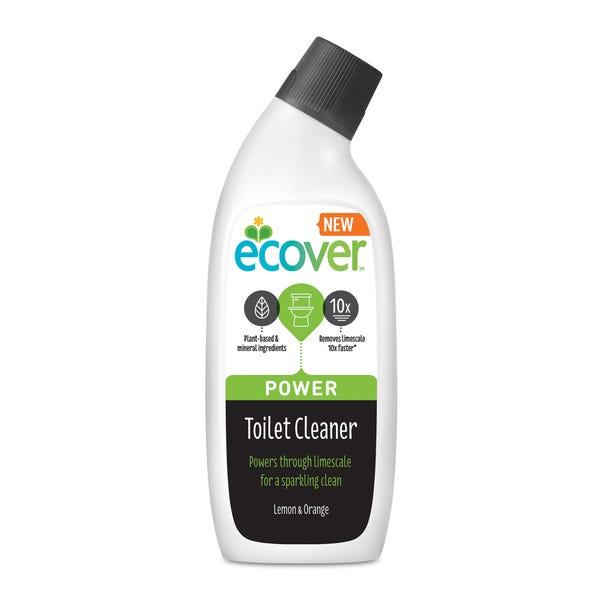 Ecover Lemon & Orange Power Toilet Cleaner Clear