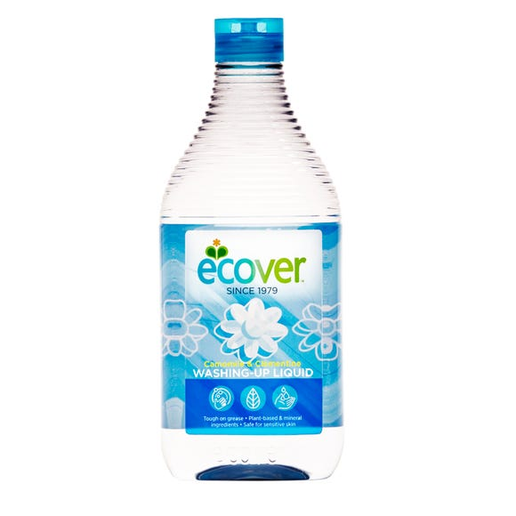 Ecover Camomile & Clementine Washing Up Liquid Clear