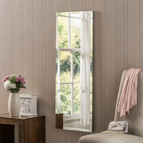 Yearn Bevelled Rectangle Mirror 122x46cm