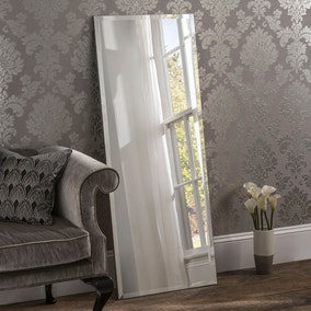 Yearn Bevelled Rectangle Mirror 152x61cm