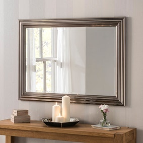 Yearn Framed Mirror Chrome
