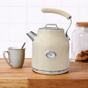 Retro 1.7L 3kW Cream Jug Kettle