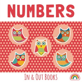 In and Out Numbers Book