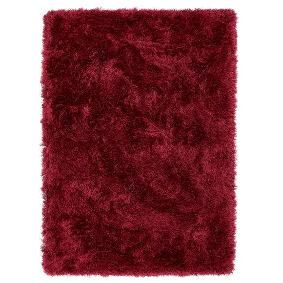 Extravagance Rug Extravagance Red undefined