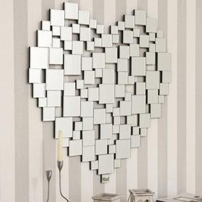 Heart Wall Mirror