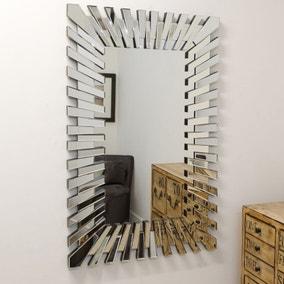 Starburst Wall Mirror