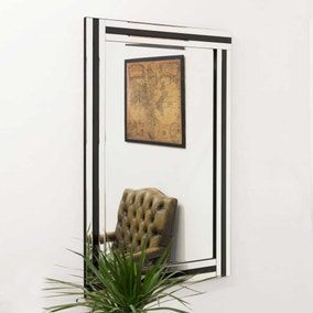 Westbury Black Wall Mirror