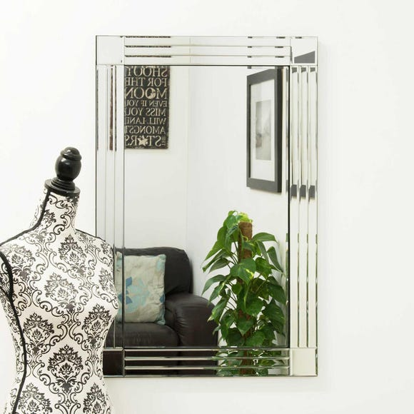 Loxley Wall Mirror Clear undefined