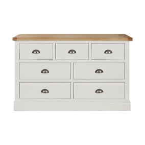 Compton Ivory 7 Drawer Chest