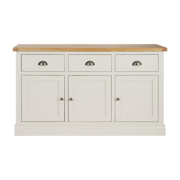 Compton Ivory Large Sideboard