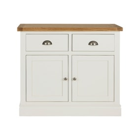 Compton Ivory Small Sideboard