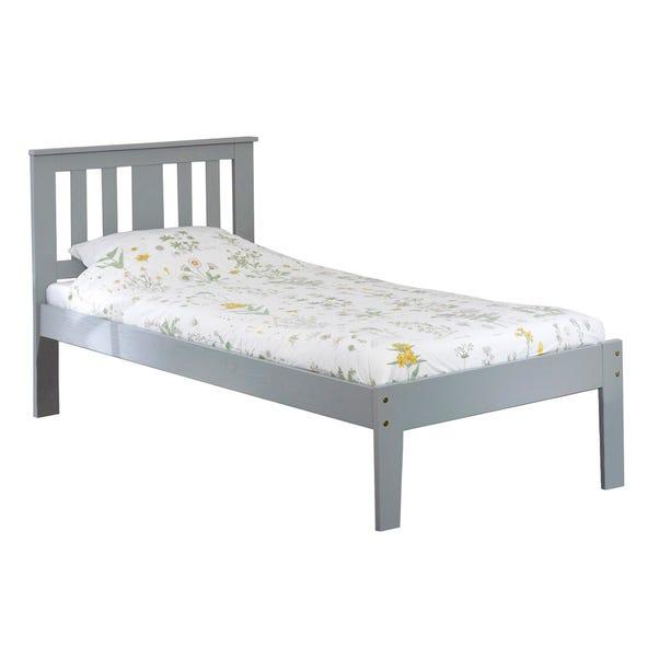 Kingston Grey Pine Bed Frame  undefined