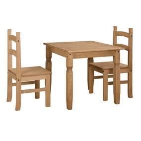 Corona Square Table Dining Set