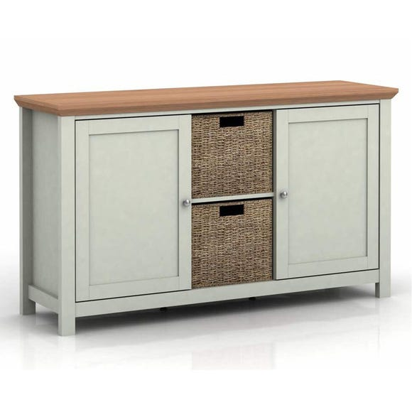 Cotswold Grey Sideboard